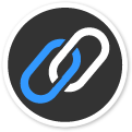 Link monitoring icon